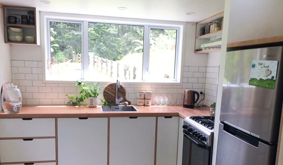 Tiny House Kitchens And Furniture Tiny House Living In Nz